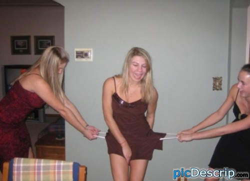 picDescrip.com - Miscellaneous - Let's just share and split her down the middle.