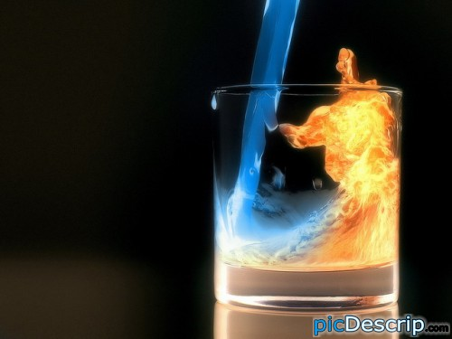 picDescrip.com - Photography and Art - Fire2Water