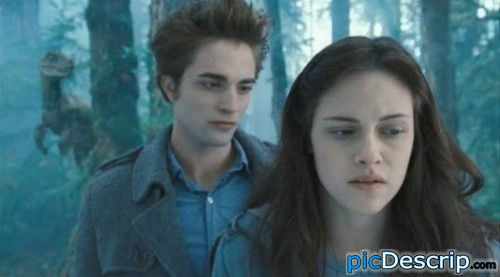 picDescrip.com - Movies - Edward watches bella. Raptor watches Edward.
