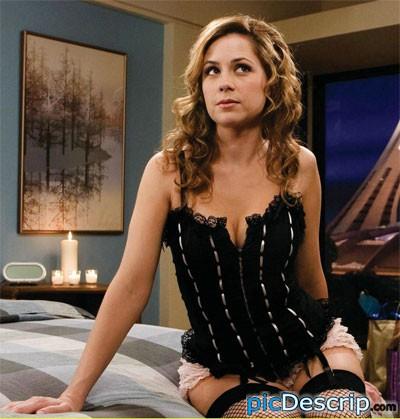 picDescrip.com - TV - NOOOOOOOOO PAM! Cute innocent Pam...... :(