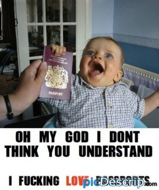 picDescrip.com - Parody - Now that's a happy baby