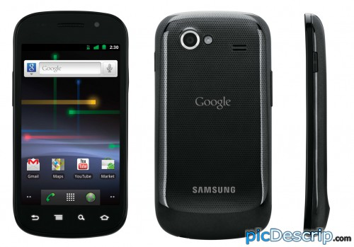 picDescrip.com - Technology - Google Nexus S