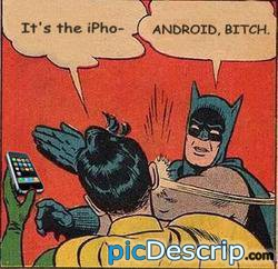 picDescrip.com - Owned! - Android Bitch!
