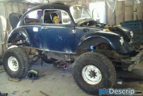 picDescrip.com - Miscellaneous - dont lower your vw, raise it up!