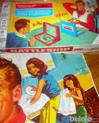 picDescrip.com - Fail - Gotta love sexist board games