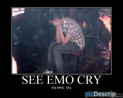 Things Emo Kids Say