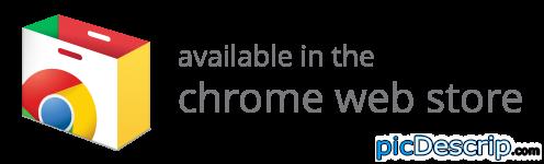picDescrip.com - Promoted - We've become an official Chrome Web App!http://goo.gl/Q6dUV